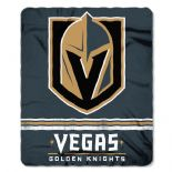 Vegas Golden Knights  Fleece Throw Blanket